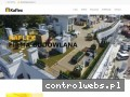 Screenshot strony kaflexbud.pl