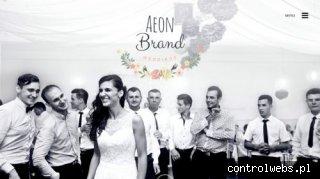 Aeonbrand - kamerzysta i wideofilmowanie
