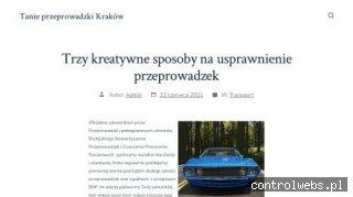 Taxi bagażowe Warszawa Maxi-Bagaż