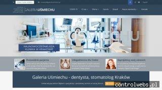 Galeria Uśmiechu Kraków - dentysta dla dzieci