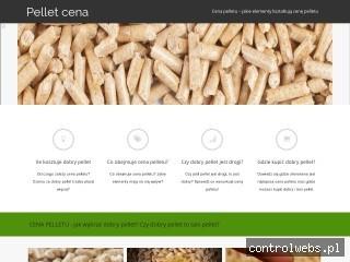 Pellet cena - czyli ile kosztuje dobre ogrzewanie