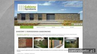 Gabionyogrodzenia.com.pl