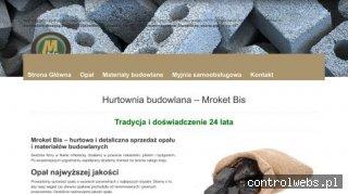 MROKET BIS materiały budowlane osiek