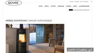 Kominki Olsztyn - dovre.com.pl