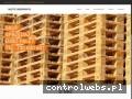 Screenshot strony paletypruszkow.pl