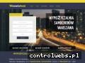 Wypożyczalnia aut Warszawa