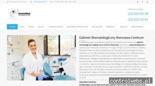 Gabinet stomatologiczny - Dentalmed