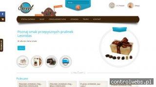 czekoladki sklep internetowy - sweetvalley.pl