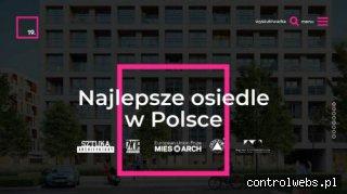 Nowe osiedle - 19Dzielnica Warszawa