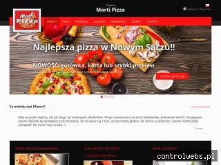 Tanie obiady Nowy Sącz - martipizza.pl