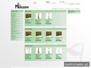 modliszka.com - sklep z akcesoriami zielarskimi