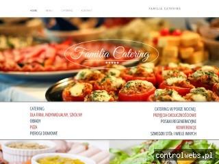 Usługi cateringowe w Familia Catering w Nadarzynie