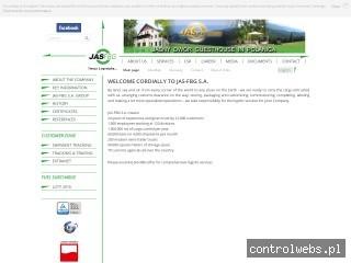 JAS-FBG spedycja krajowa