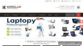 Drukarki - xerolux.pl