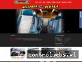 Screenshot strony logobusexpress.pl