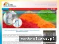 Screenshot strony el-mix.org.pl