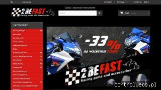 Sklep motocyklowy 2BeFast - Części i akcesoria do motocykli