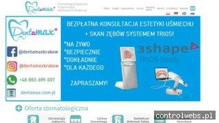Wybielanie zębów - Dentysta Kraków