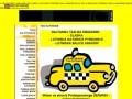 Screenshot strony www.taxi-katowice.pl.tl
