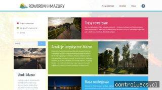Szlaki rowerowe mazury - roweremnamazury.pl