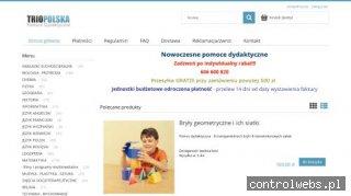 TrioPolska - Pomoce dydaktyczne dla szkół