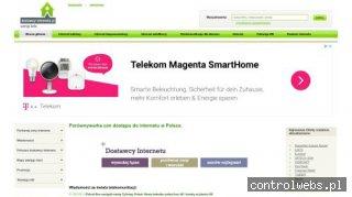 DOSTAWCY INTERNETU Porównywarka cen dostępu do internetu PL