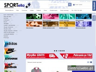 Obuwie sportowe Nike - sportella.pl