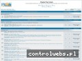 Screenshot strony forum.pisanie-prac.org.pl