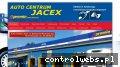 Screenshot strony autocentrumjacex.pl