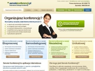 Organizacja Konferencji - SerwisKonferencji.pl