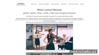 Musicacademy.pl - guitar lessons Warsaw