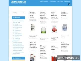 amango.pl-sprawdzone suplementy diety dla wymagających