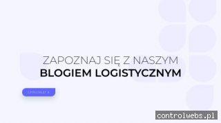 Spedycja krajowa - better-logistics.pl