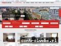 Screenshot strony www.redhome.szczecin.pl