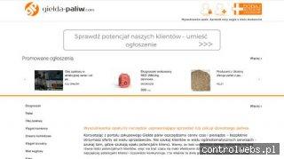 Gielda-paliw.com Szuka za Ciebie dowolnego opału
