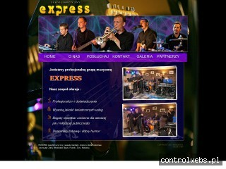 Zespół na wesele – Express