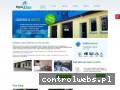 Screenshot strony www.myjniazklasa.pl