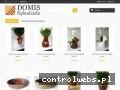 DOMIS artykuły dekoracyjne sprzedaż