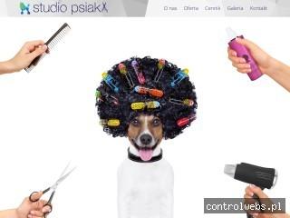 Psi fryzjer Bydgoszcz - studiopsiaka.pl