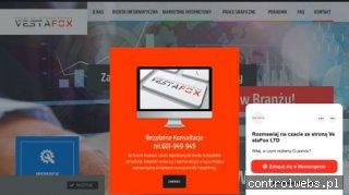 VestaFox - agencja interaktywna