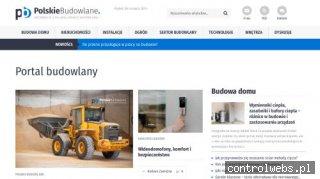 Firmy budowlane - polskiebudowlane.pl