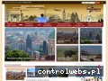 Screenshot strony trendy-travel.pl