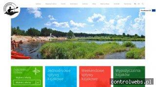 Spływy kajakowe w południowej Polsce