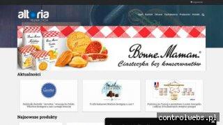 ALTORIA eko ciastka bezglutenowe sklep online