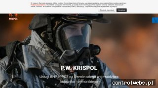 KRISPOL Legalizacja hydrantów Bydgoszcz