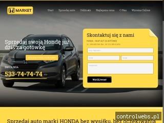 Honda wrocław serwis