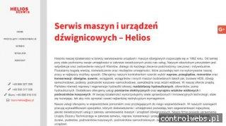 HELIOS SERWIS Wciągniki serwis Gdańsk