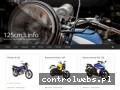 Motocykle o pojemności 125 cm3