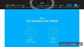 Oprogramowanie dla hoteli - Ilumio