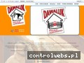 Screenshot strony dawaluk.pl